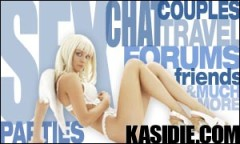 Kasidie, for the sexually social