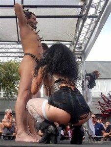 Slave Marcello at Folsom